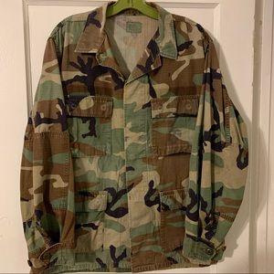 Vintage United States Marine Corp Fatigue Jacket M
